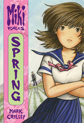 Miki Falls Spring cover