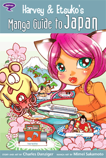 Harvey & Etsuko's Manga Guide to Japan
