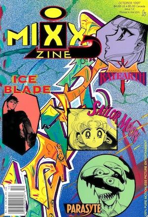 MixxZine