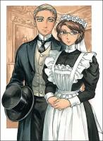 Volume 10 of Kaoru Mori's Emma.